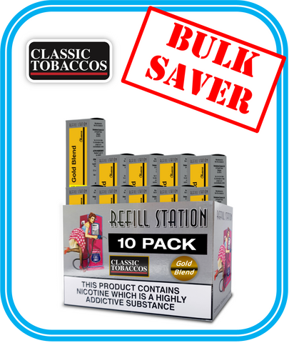 Classic Tobacco 10 Packs
