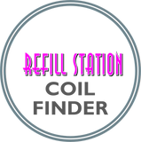 Refill Station Coil Finder