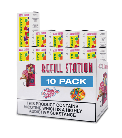 Tooty Fruity 10 Pack
