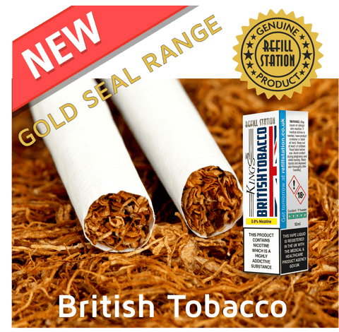 Kings British Tobacco