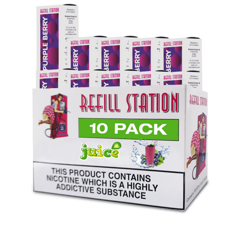 Purple Berry 10 Pack