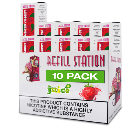 Strawberry Burst 10 Pack