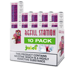 Plum Splash 10 Pack