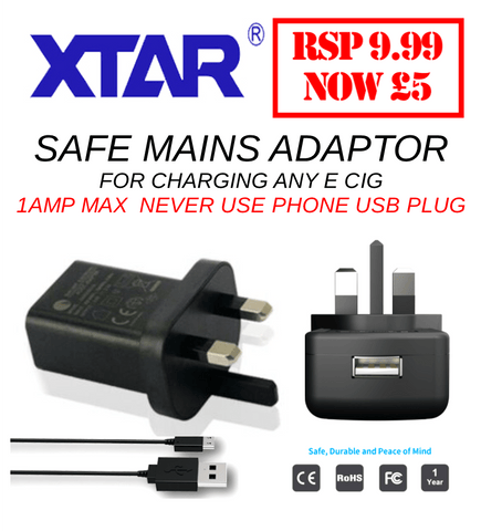 Xtar Wall Adaptor Kit