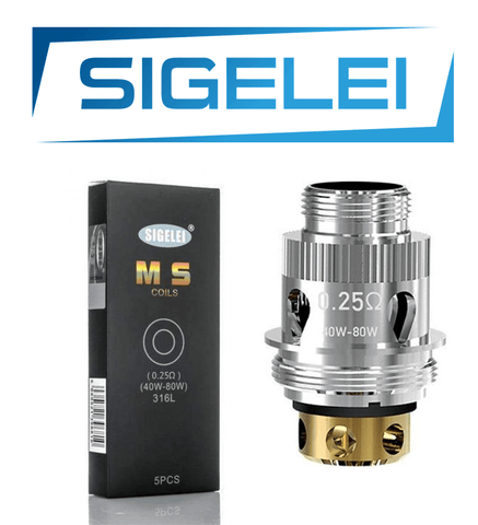 Sigelei MS Coils