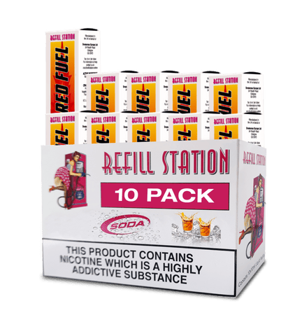 Red Fuel 10 Pack
