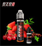 OZO Berry Cherry Aniseed & Eucalyptus Menthol with Free Nicotine Shot