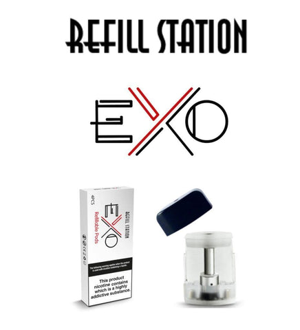 EXO Refillable Pods