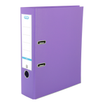 Elba Smart Pro+ A4 70mm spine PP lever arch file purple