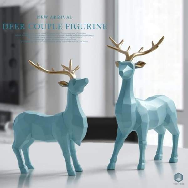 Deer Figurine - Figurine Luxury Home Decor