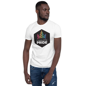 Charlotte Pride Everyday White Tee