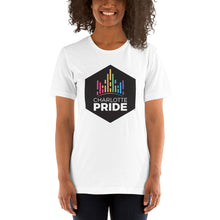 Load image into Gallery viewer, Charlotte Pride Premium White Tee