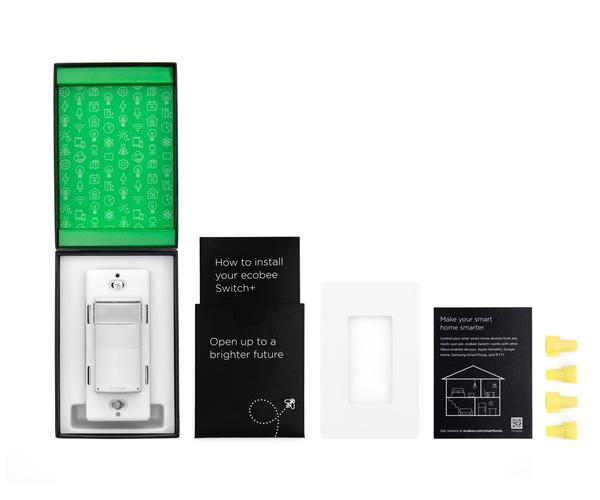 ecobee Switch+ Smarter Bundle