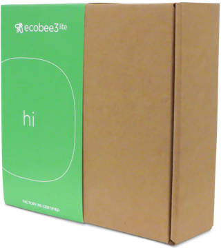 Factory Re-Certified ecobee3 lite
