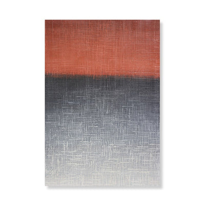 Modern Abstract Europe Canvas