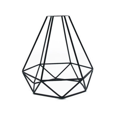 Retro Iron Art Minimalist Hollow Table Lamp - Minimalist Nordic