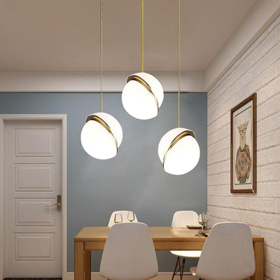 Nordic Glass Balls Pendant Lights