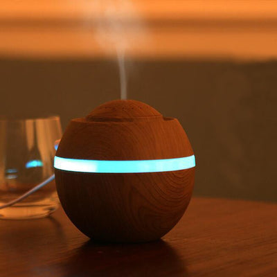 Incense Holder USB Air Humidifier - Minimalist Nordic