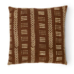 Dani Pillow Mudcloth