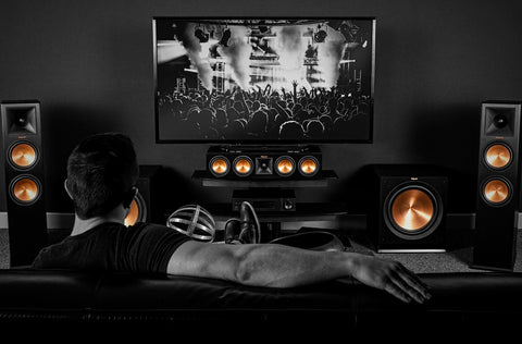 Klipsch Home Theatre System Full Cinema Experience At Home