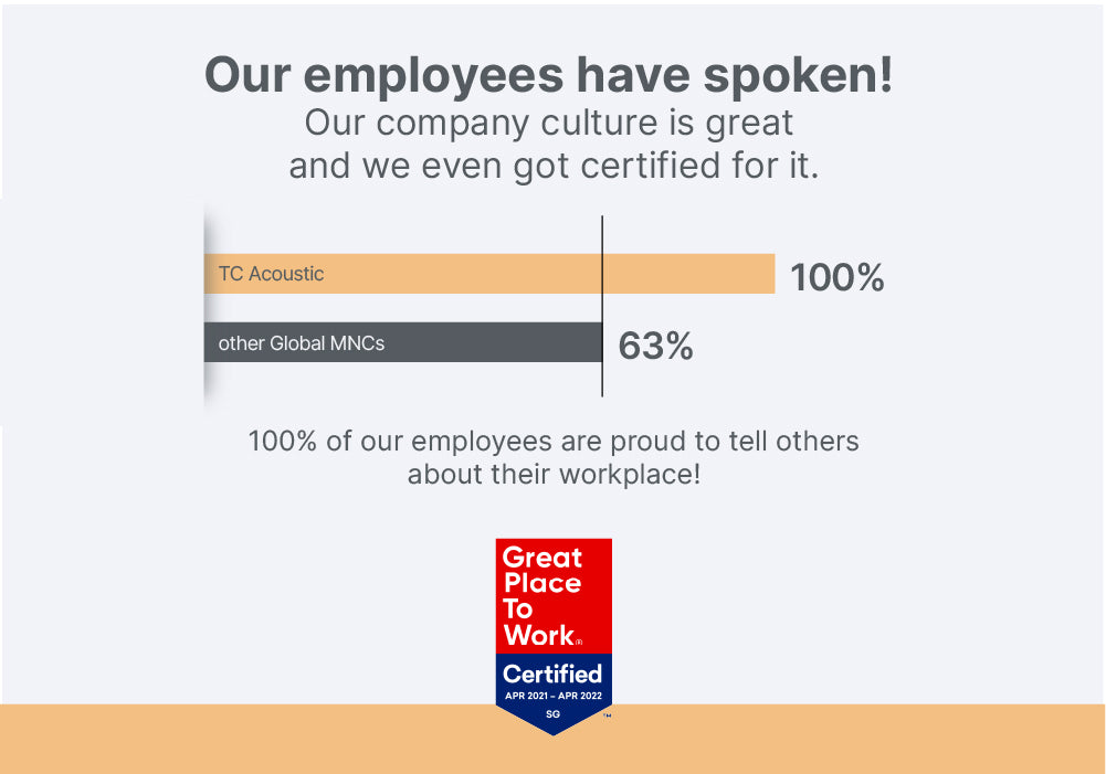 Great Place To Work Stats