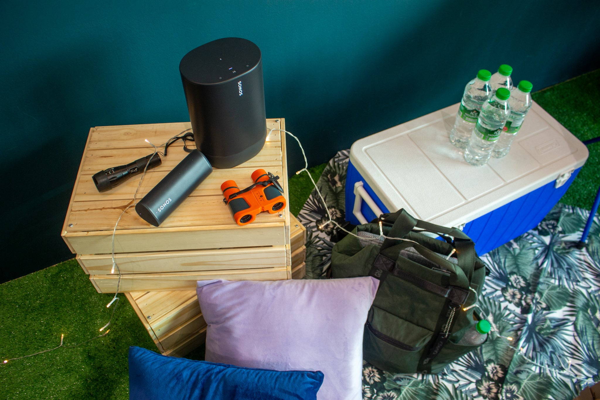 Sonos Roam Demonstration Listening Event (Pre-Launch): Durability and ruggedness