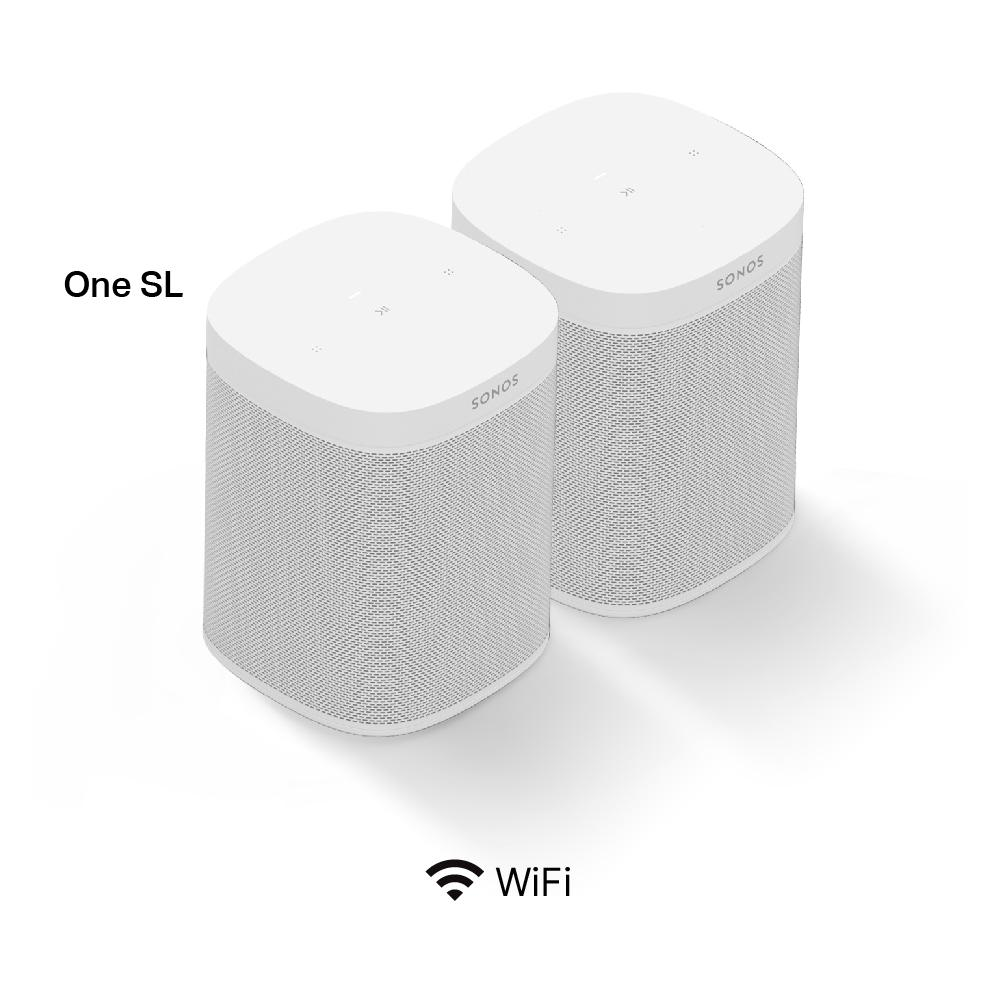Sonos Sonos One SL Pair