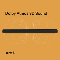 Sonos Sonos Surround Sound Set with Arc and One