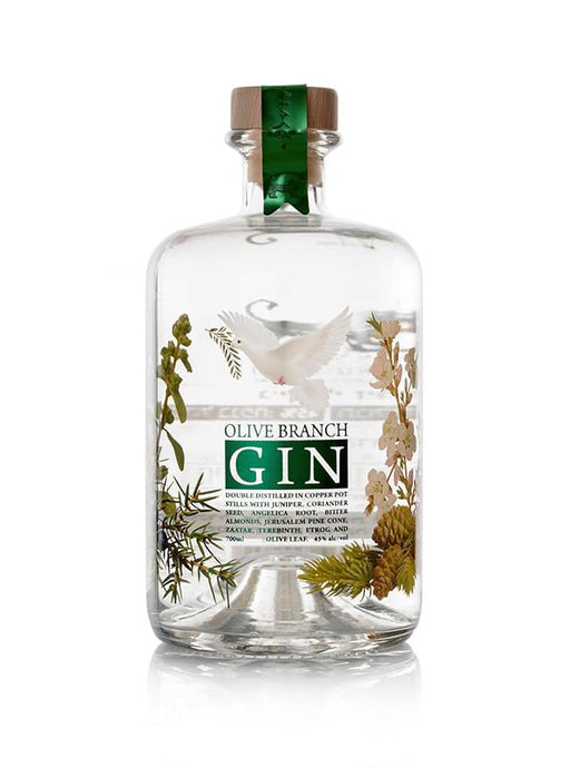 Olive Branch Gin 700 ml 45%