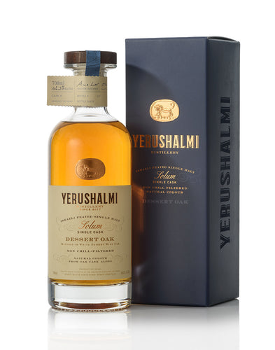 Yerushalmi Solum Dessert Oak Single Cask 46.3%