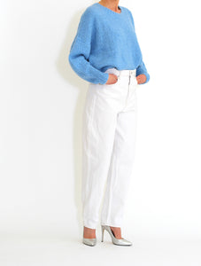 Light blue SHANA sweater Isabel Marant Etoile