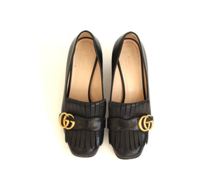 Gucci loafer.