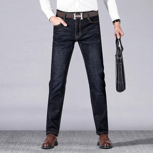 Denim Stretch Jeans - Slim Fit! - Drestiny