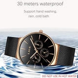 2020 Super Slim Stainless Steel Watch - Drestiny