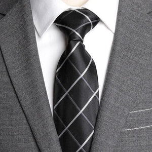 Classic Business Ties - Multiple Design & Color Options! - Drestiny