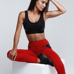 Tight Fitness Bra Vest - Drestiny