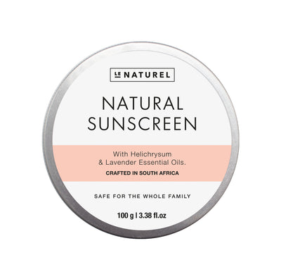 Natural Sunscreen (100g) - Le Naturel