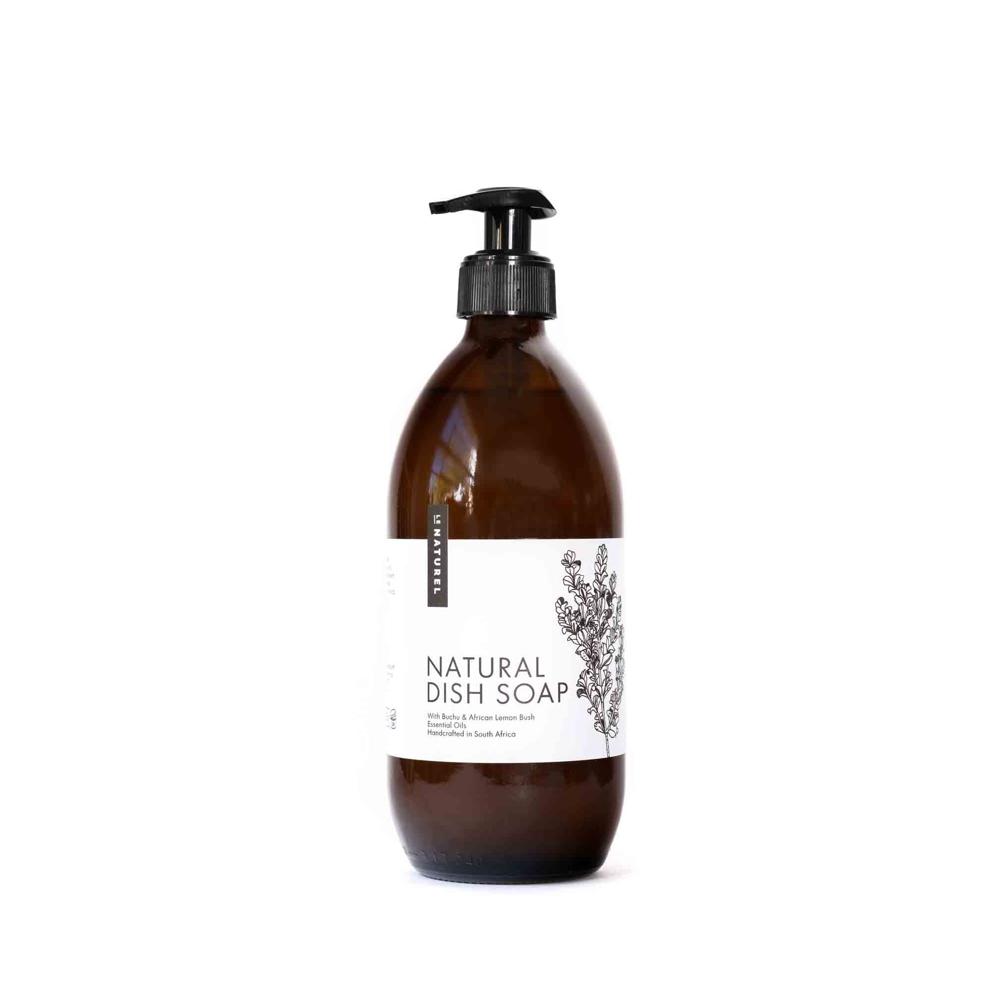 Natural Dish Soap (500ml) - Le Naturel