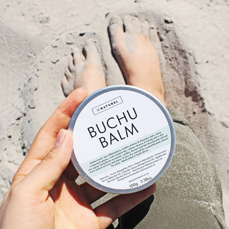 Buchu Healing Balm 100ml - Le Naturel