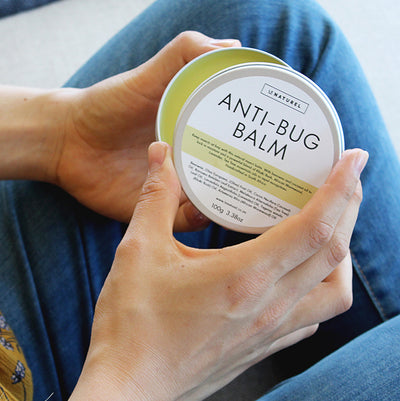 Natural Anti-Bug Balm (100g) - Le Naturel