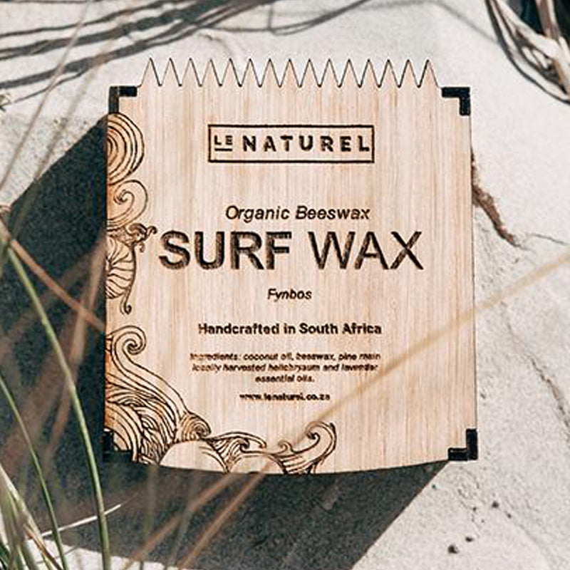 Natural & Reef Safe Surf Wax - Le Naturel
