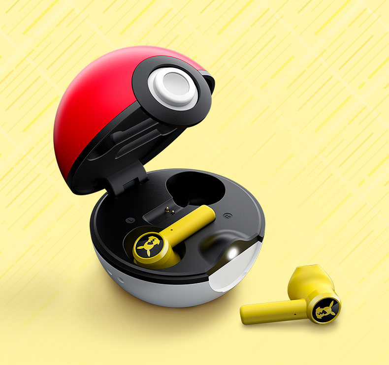 RAZER x Pokémon True Wireless Earbuds - RAZER Pokemon Pikachu