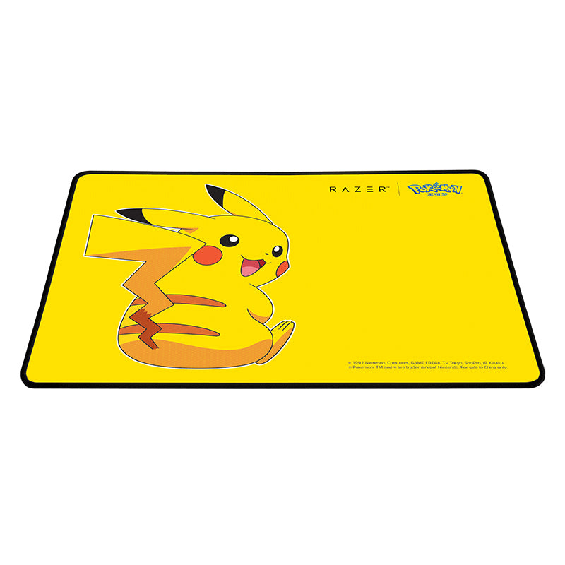 RAZER x Pokémon Pikachu Edition Gaming Mouse with Mousepad - RAZER Pokemon Pikachu