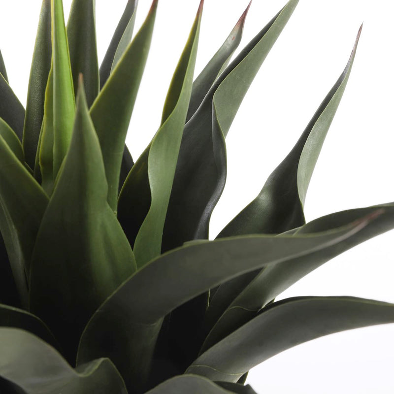 Mica Decorations agave in pot maat in cm: 60 x 50