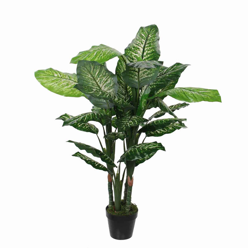 Mica Decorations dieffenbachia in pot maat in cm: 105 x 85