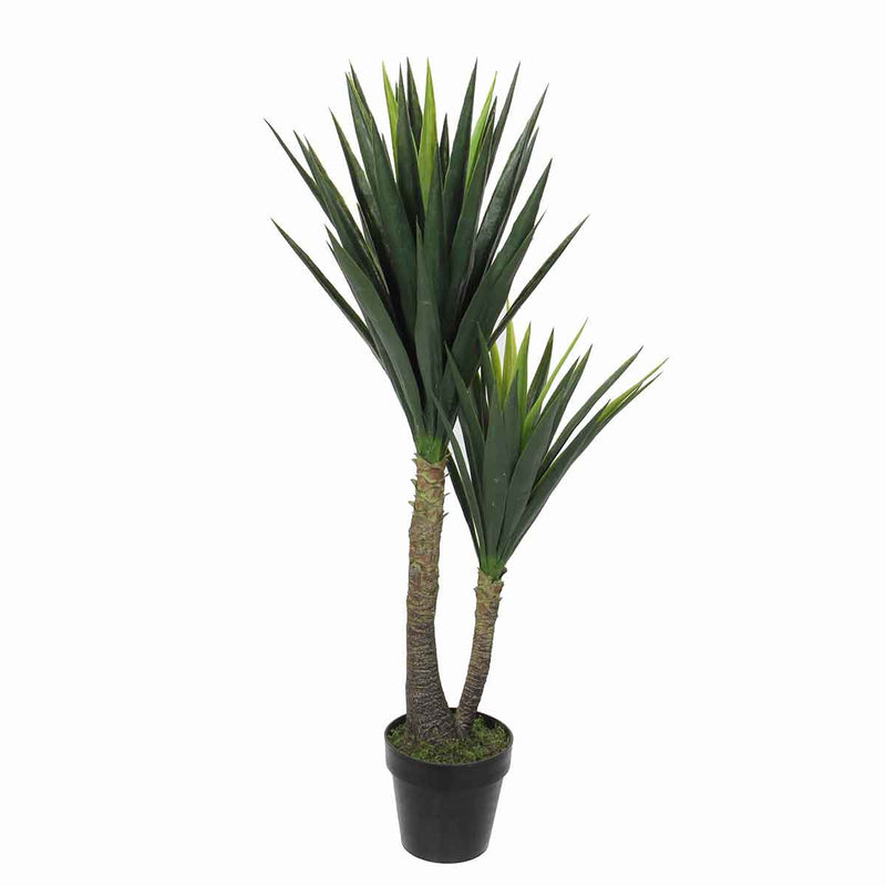 Mica Decorations yucca in pot maat in cm: 120 x 70