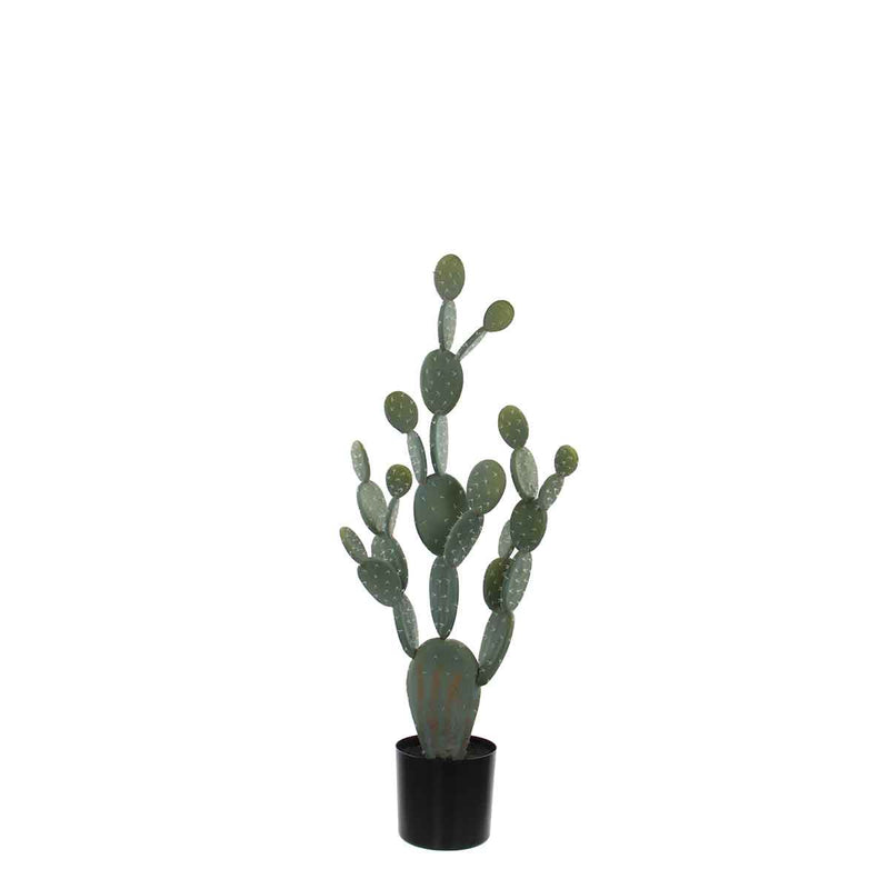 Mica Decorations cactus in plastic pot maat in cm: 55 x 20 x 112