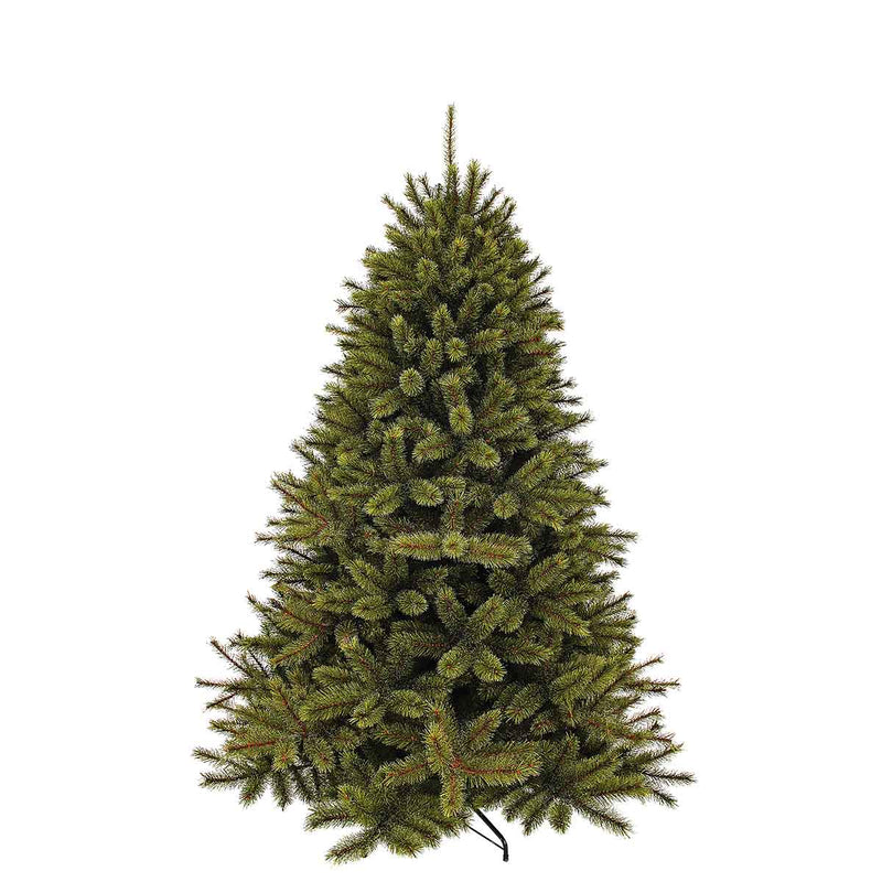Triumph Tree kunstkerstboom forest frosted maat in cm: 215 x 140 groen