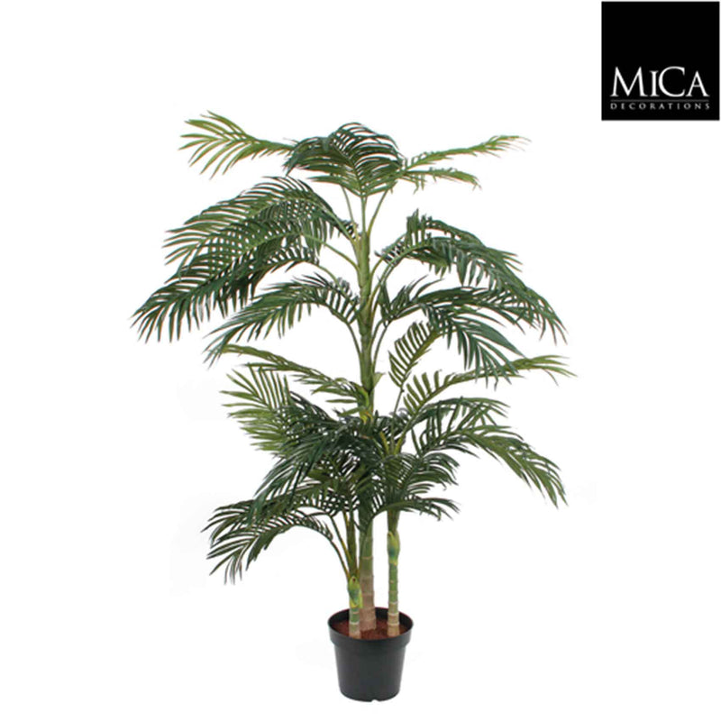 Mica Decorations areca palm h190d145 groen in pot