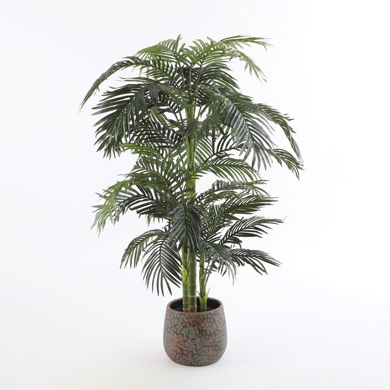 Mica Decorations areca palm h170d115 groen in pot
